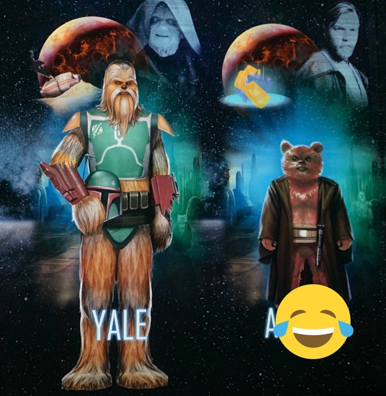 yale and A