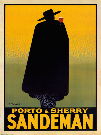 Georges Massiot Porto and Sherry Sandeman 1931