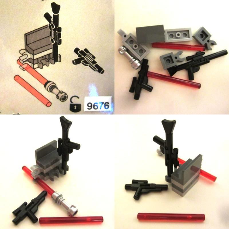 LEGO Star Wars Advent Calendar 2012 Day 14