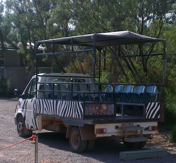 Werribee Open Range Zoo Open Vehicle Adventure Pt 1