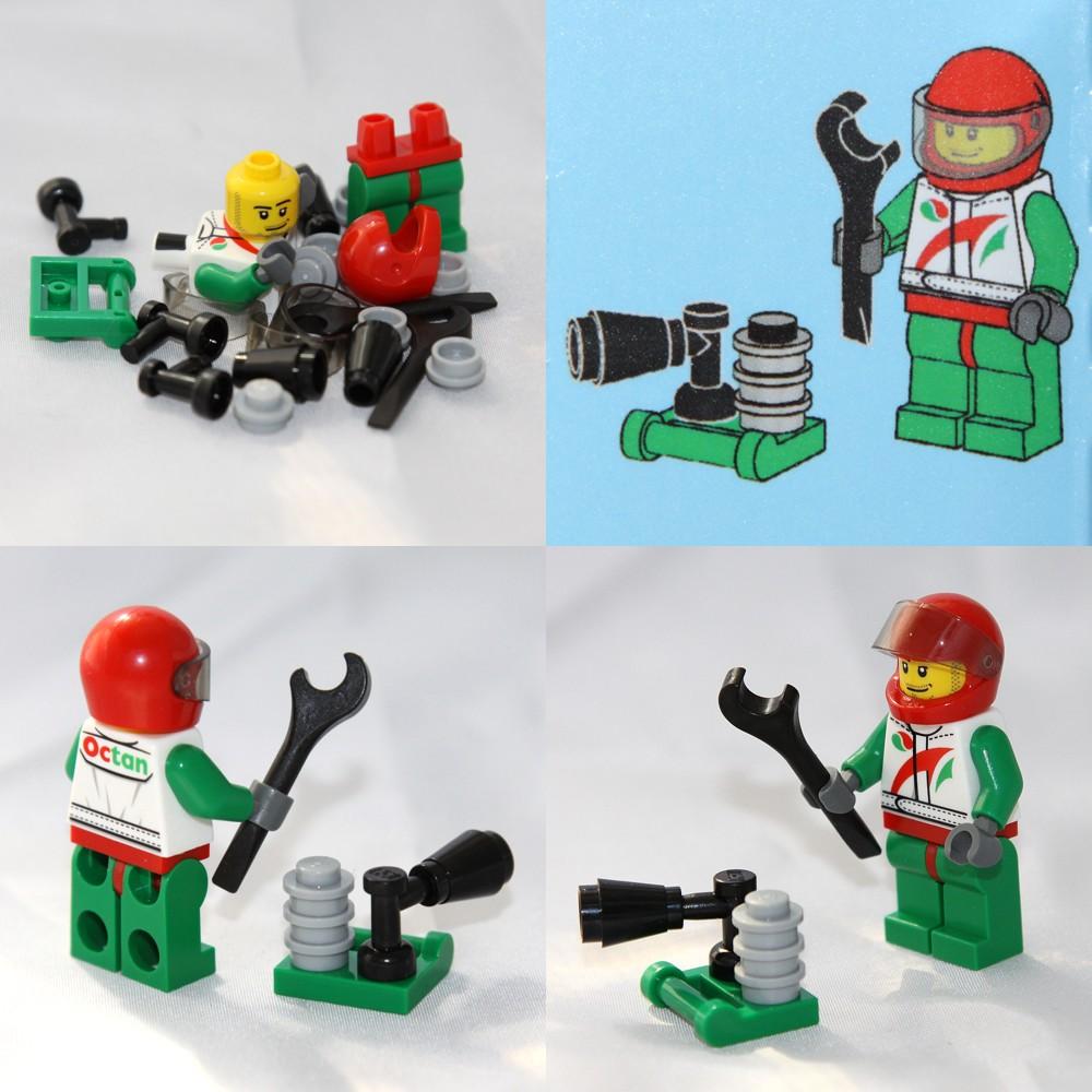 Lego City Advent Calendar 2013 Day 15