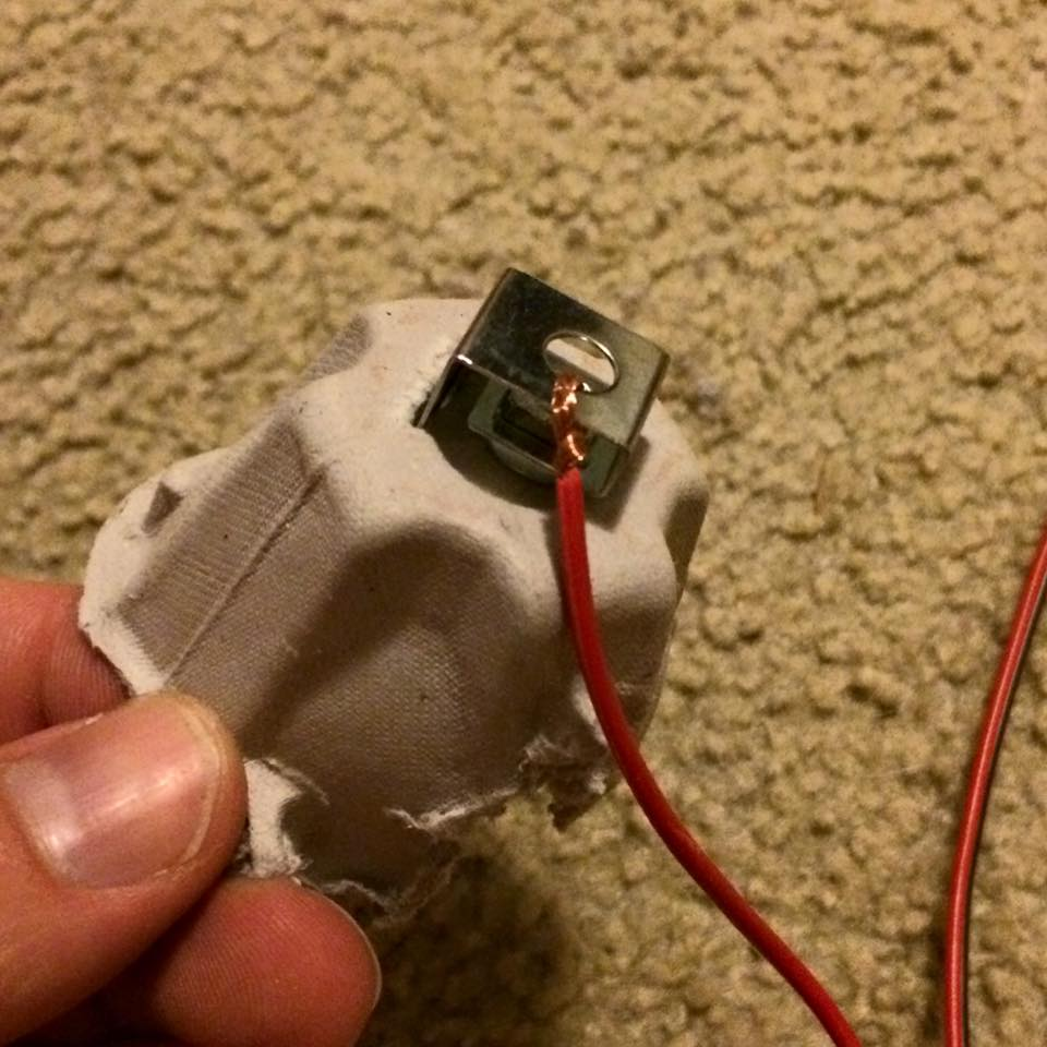 Quick And Dirty Phone Charger Wiring Extension The Other Ends Of Wires I Spliced Into A Cigarette Lighter Multiplier